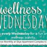 Wellness Wednesdays at Skye