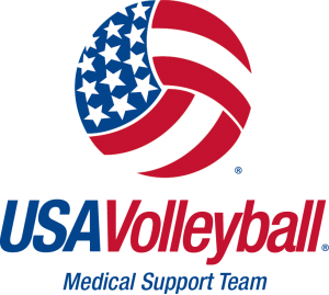 Massage for USA Volleyball in Orange County